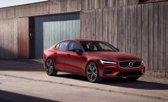 Made in USA: novi Volvo S60