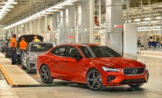 Volvo zaustavlja proizvodnju do 14. aprila