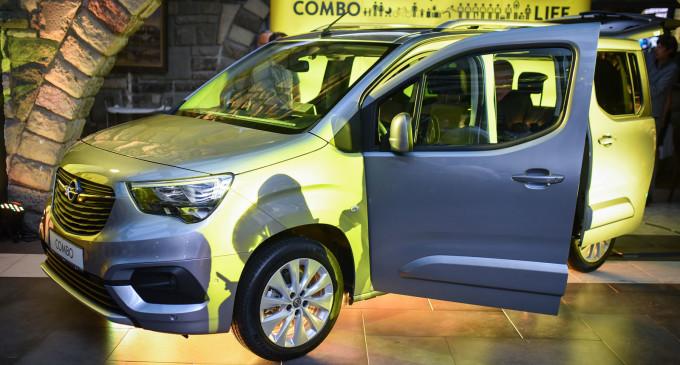Predserijski Opel Combo Life predstavljen domaćoj javnosti