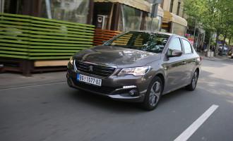 TEST:  Peugeot 301 HDi 100 Allure