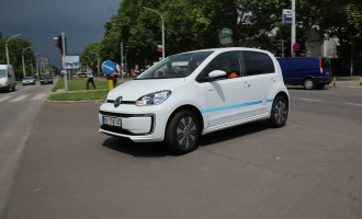 TEST: Volkswagen e-Up!