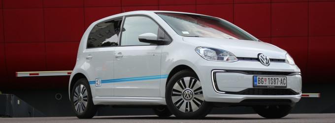 TEST: Volkswagen e-Up!