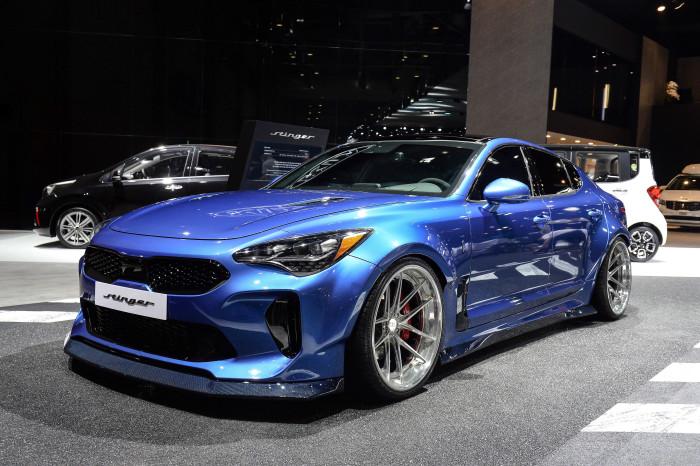 Kia Stinger GT Wide Body