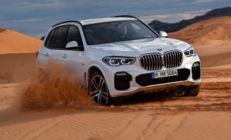 Svetska premijera: potpuno novi BMW X5