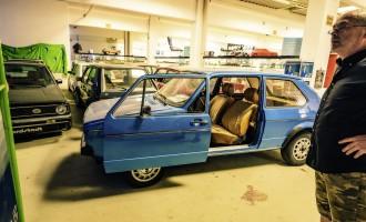 Ovo je najveća privatna kolekcija VW Golfova na svetu