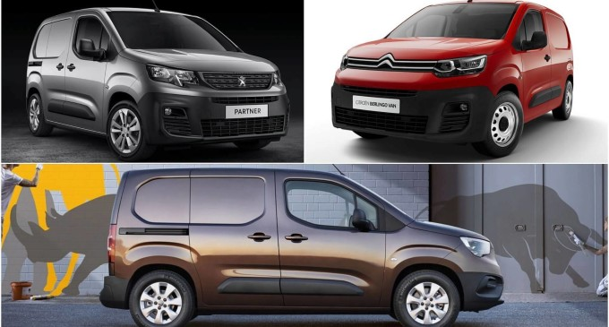 Premijera: Peugeot Partner, Citroen Berlingo i Opel Combo