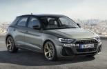 Ekskluziva pre vremena: Novi Audi A1