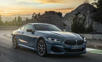Svetska premijera: BMW Serije 8