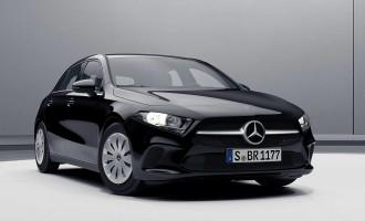 Ovako izgleda bazni Mercedes A Klasse