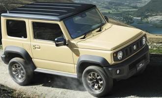 Zvanične fotografije: Novi Suzuki Jimny