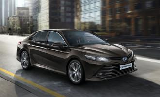 Toyota Camry zameniće Avensis u Evropi