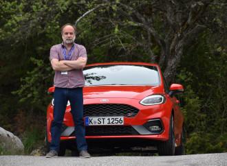 Prva vožnja: Ford Fiesta ST & Active u Nici