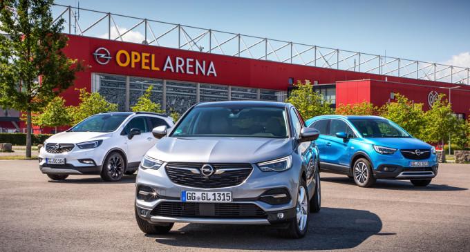 Stigli smo u Mainz: vozimo Opel X gamu