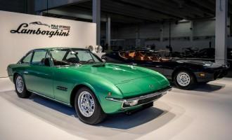 Lamborghini restaurirao Islero i Espadu u čast njihovog 50. rođendana