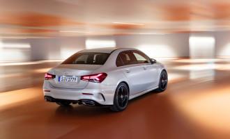 Posle A klase, Mercedes predstavio i sedan