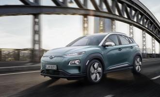 Hyundai Kona Electric dobila 5 zvezdica na Green NCAP testu