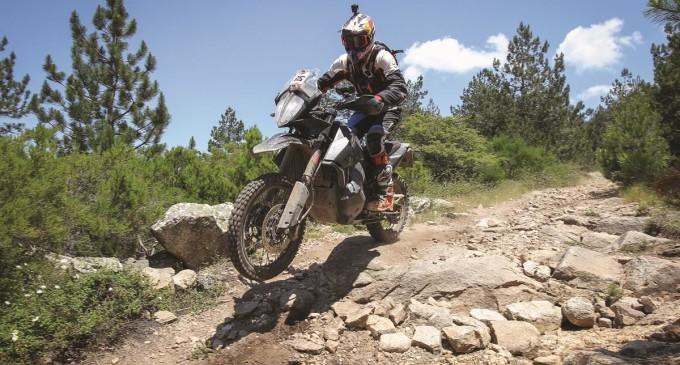 Prototip: KTM 790 Adventure R
