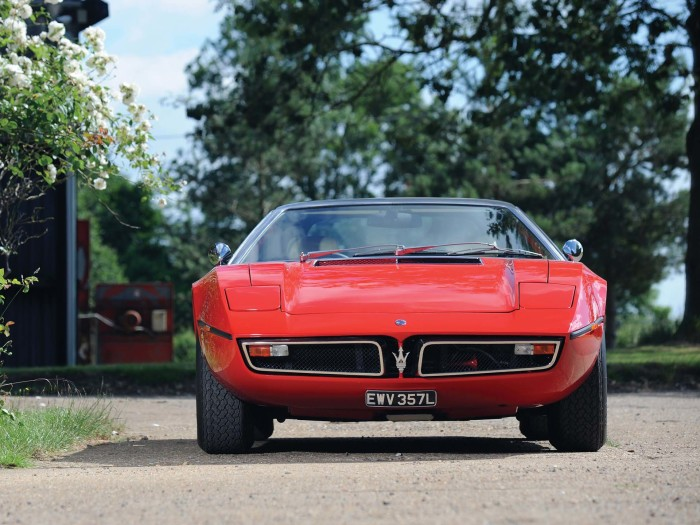 Maserati Bora (1972)