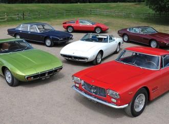 Kompletna Maserati kolekcija na prodaju