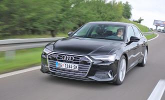 U novom broju AM testiramo Audi A6 50 TDI quattro tiptronic