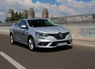 TEST: Renault Megane Grand Coupé 1,5 dCi 110 EDC Intens