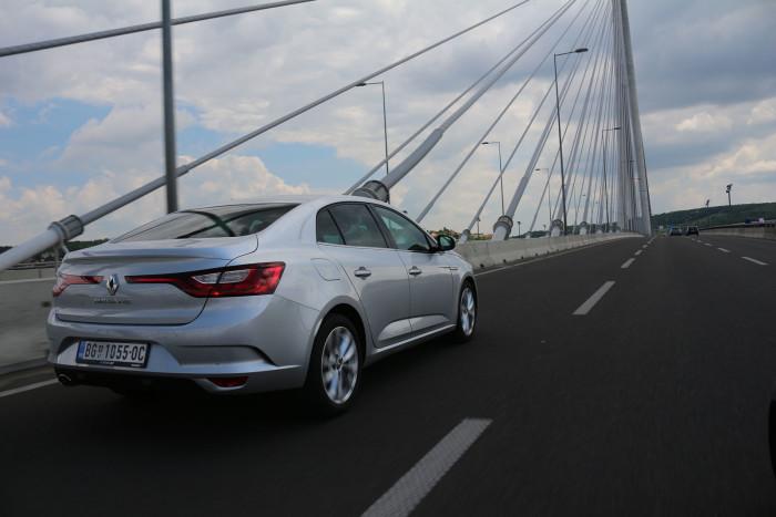 Auto magazin Srbija Test Renault Megane Grand Coupé 1,5 dCi