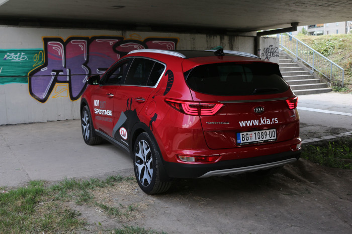 auto magazin srbija test kia sportage 1,7 crdi dct gt line
