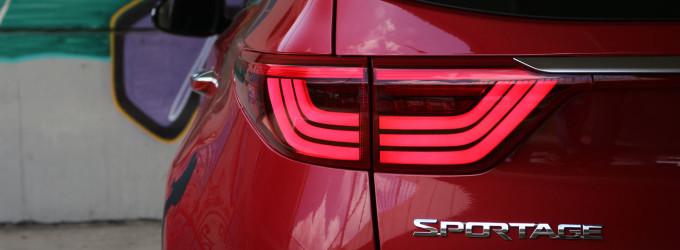 TEST: Kia Sportage GT-line 1,7 CRDi DCT