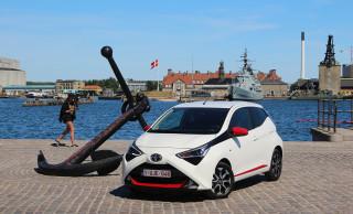 Vozili smo u Kopenhagenu: nova Toyota Aygo