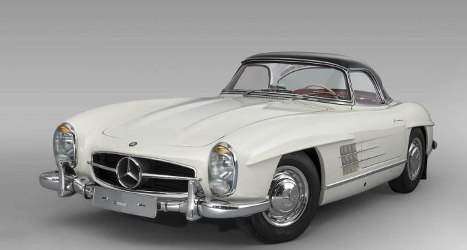 Svetski rekord: Mercedes SL prodat za 3.143.000 evra