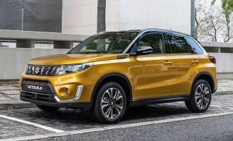 Redizajnirana Suzuki Vitara