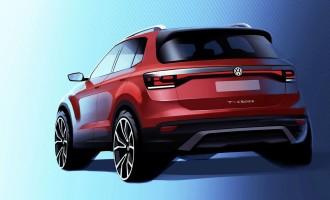 VW T-Cross je novi krosover Volkswagena