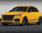 Lumma Design pretvara Audi SQ5 u žutu osu