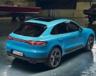 Redizajniran Porsche Macan