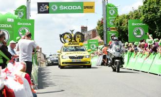 Škoda tradicionalno uz Tour de France