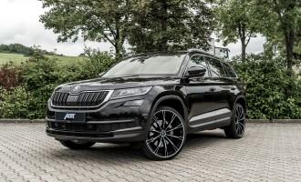 Lagani tjuning: Škoda Kodiaq by ABT