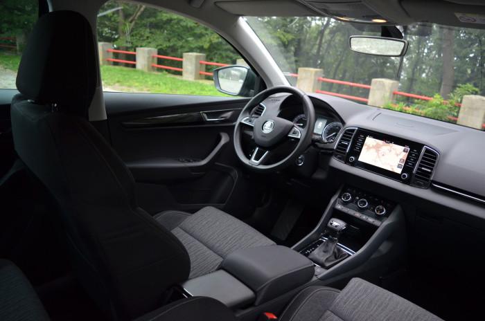auto magazin srbija test škoda karoq