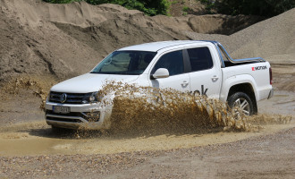 TEST: VW Amarok V6 3,0 Bi-TDI 4MOTION Highline