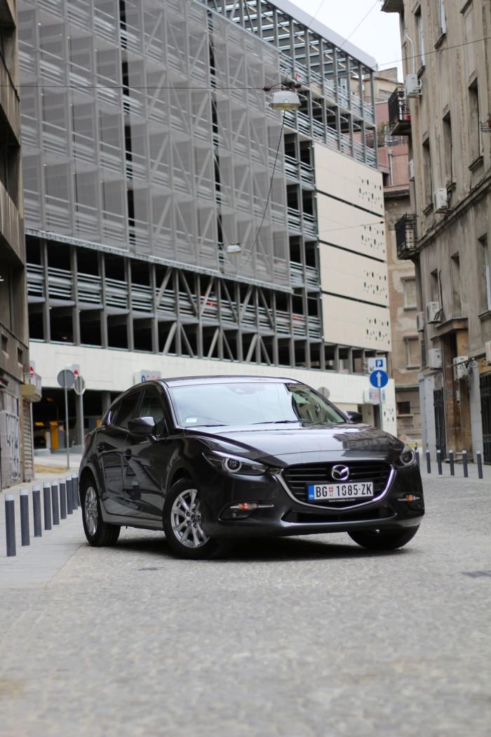auto magazin srbija test mazda 3 1,5 dizel