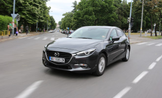 TEST: Mazda 3 Sport CD105 Attraction