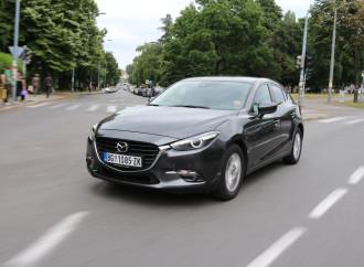 TEST: Mazda 3 Sport CD105 Attraction