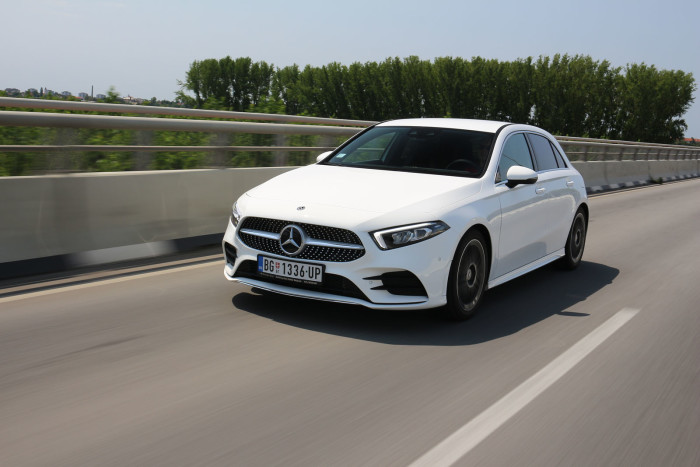 auto magazin srbija test mercedes a klase