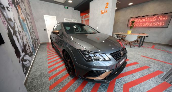 SEAT Boutique Concept otvoren u Novom Sadu