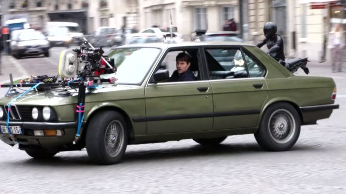 auto magazin srbija bmw m mission impossible tom cruise