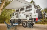 Mercedes Unimog Camper spreman za put na kraj sveta