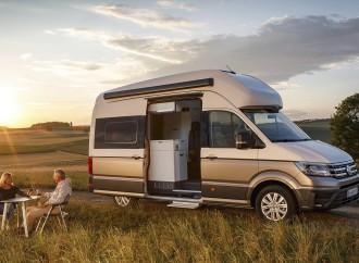 VW Grand California je kamper na bazi Craftera