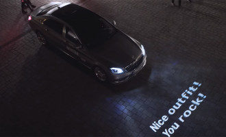 Govor svetla: Mercedes HD LED farovi pričaju umesto vas