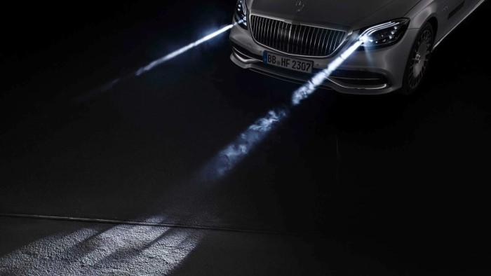 auto magazin srbija HD LED farovi mercedes s klasse