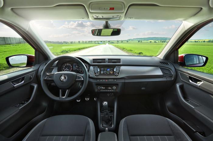 auto magazin srbija redizajnirana škoda fabia 2018