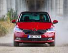 Redizajnirana Škoda Fabia
